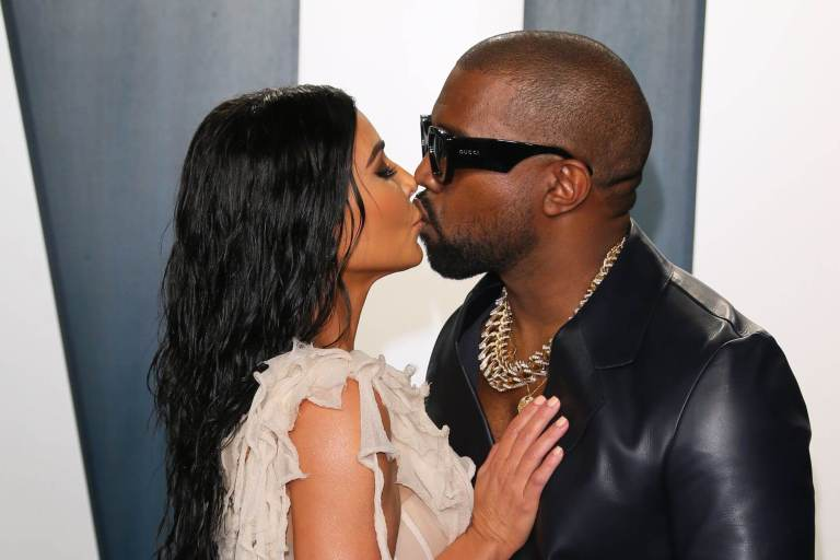Kim Kardashian Wants To Stay Apart From Husband Kanye West