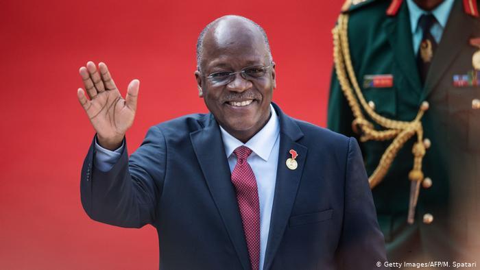 We 'Eliminated' COVID-19 Through Fasting And Praying, Tanzania's President Magufuli Says