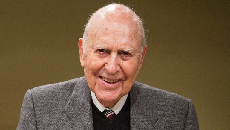 Carl Reiner's death was revealed yesterday/Photo Credit: Getty Images