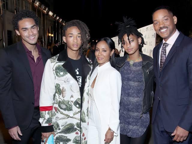 The Smith family