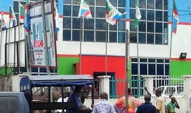 Police Take Over APC National Secretariat