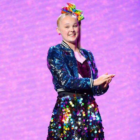 JoJo Siwa has about 11.4 million subscribers on her YouTube Channel