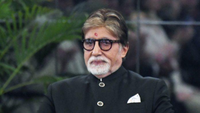 Bollywood Actor, Amitabh Bachchan And Son Abhishek Test Positive For Coronavirus