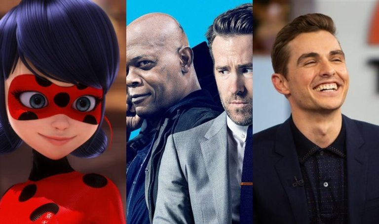 Movie Adaptations Of 'Miraculous' Animated Series Coming To Disney Plus, Samuel L' Jackson and Ryan Reynolds Teaming Up Again & Dave Franco To Play Vanilla Ice In Biopic