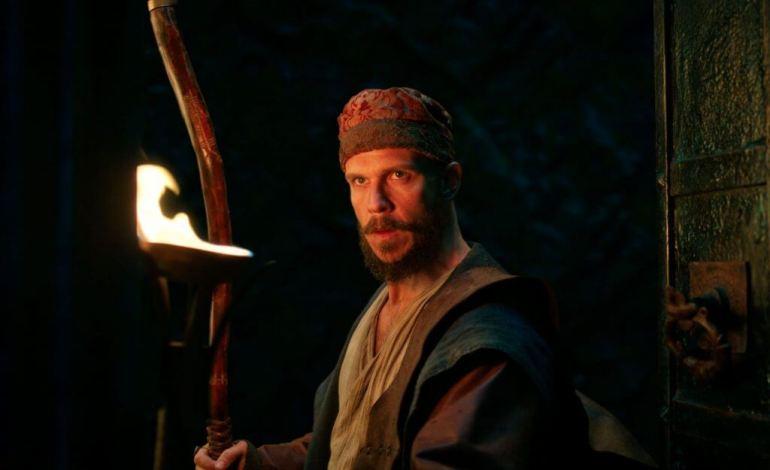 Gustaf Skarsgard as Merlin