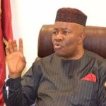 Akpabio Drops Bombshell, Says Most NDDC Contracts Awarded To Lawmakers
