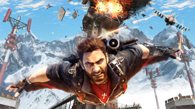 JUST CAUSE Video Game