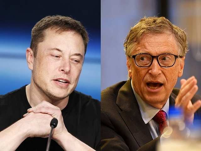 [VIDEO] Bill Gates Slams Elon Musk Over Coronavirus Comments