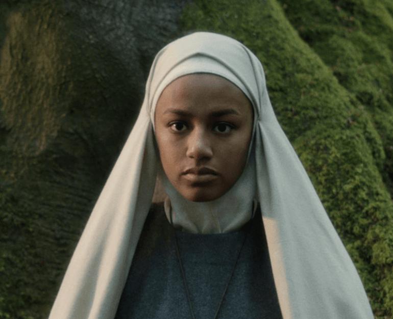 Shalom Brune-Franklin as Morgana