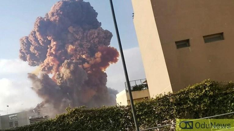 Dozens Feared Dead, Hundreds Injured As Large Explosion Rocks Beirut [VIDEO]