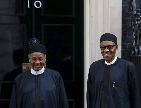 Presidency Clears Air On Mamman Daura 'No Zoning' Comment