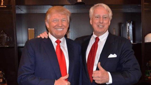 Robert Trump: US President Brother Dies