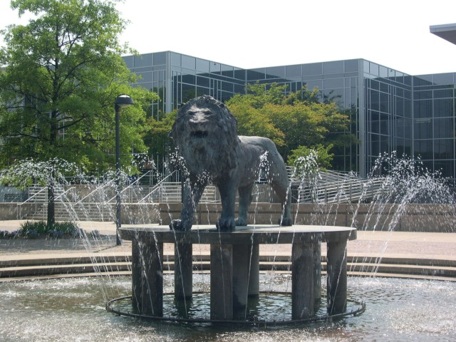 The ODU Campus - Facilities - Old Dominion University