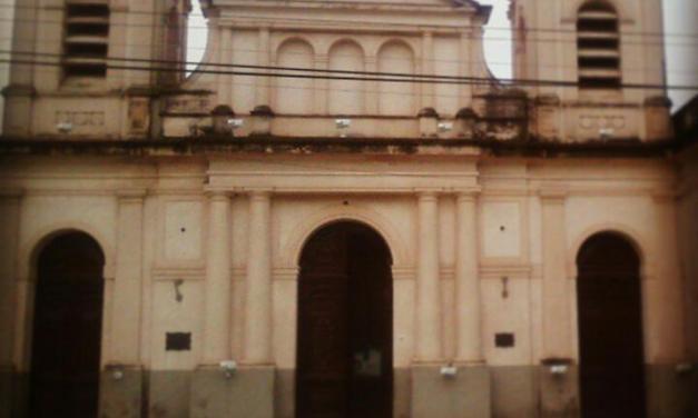 Pbro. Esteban Ramonda, vicario de la Pquia. Inmaculada Concepción (Bell Ville)