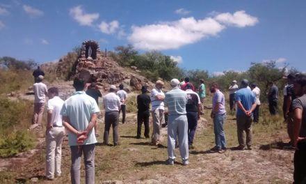Encuentro con sacerdotes y seminaristas en Las Peñas
