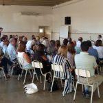 Jornada de inicio con directivos y representantes legales