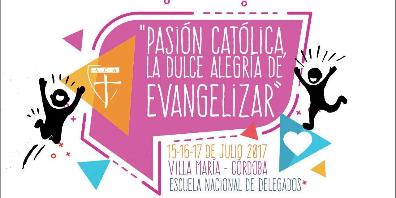 Escuela Nacional de Delegados de Acción Católica Argentina