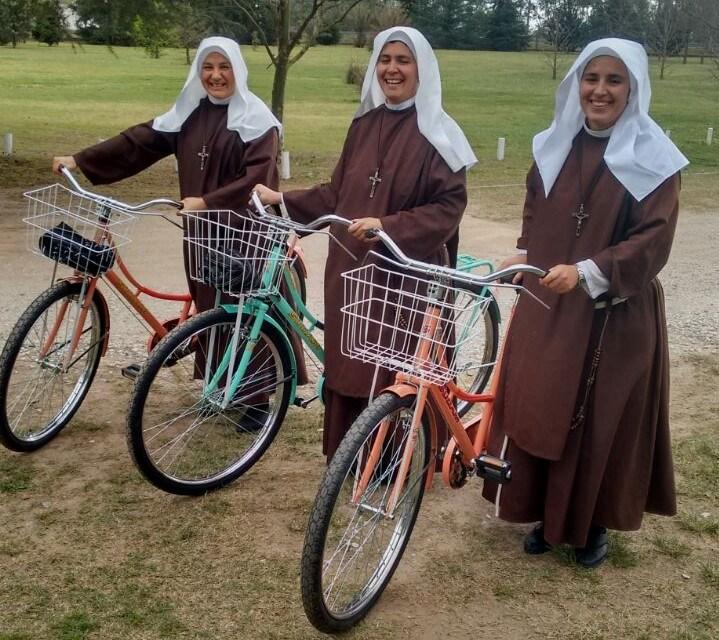Las hermanas Clarisas de la Inmaculada presentes en nuestra diócesis