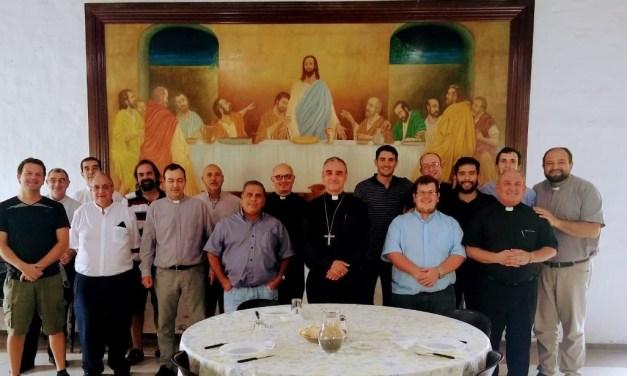 Convivencia de los Seminaristas Diocesanos