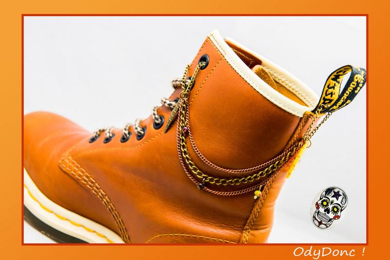 bijou de chaussures inspiration automne