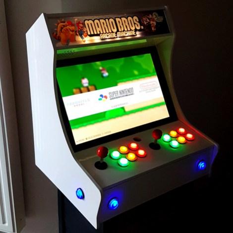 Jeu-Concours borne d'arcade/bartop, L'Odyssée du Jeu Vidéo 2017 #ODJV