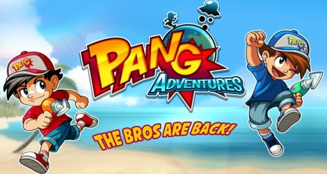 Pang Adventures avec DotEmu, L'Odyssée du Jeu Vidéo 2017 #ODJV