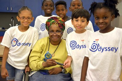 Odyssey-Students-Elementary-Museum