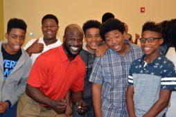 Middle School High School Mentor