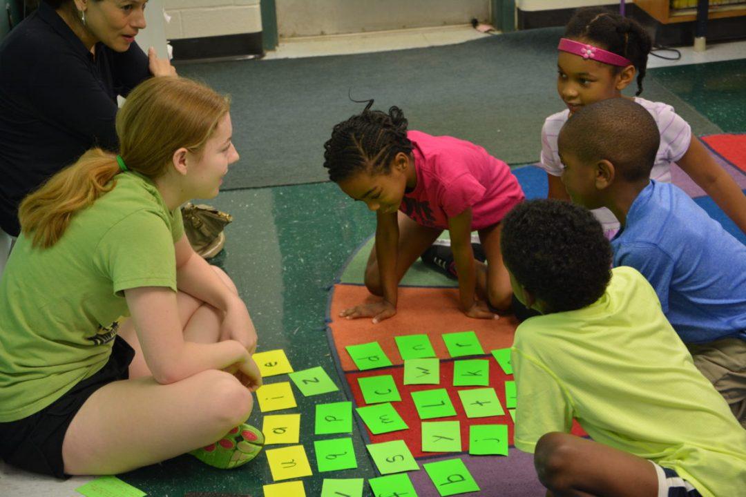 Volunteer Elementary Mentor
