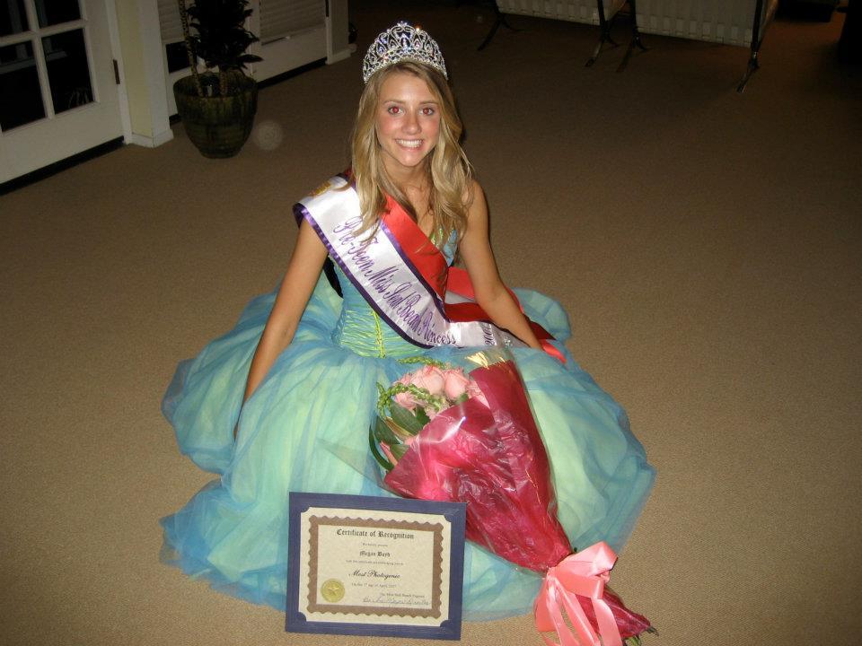 Pre-Teen Miss Seal Beach Princess 2007