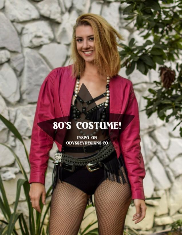 Odyssey Designs 80's Costume
