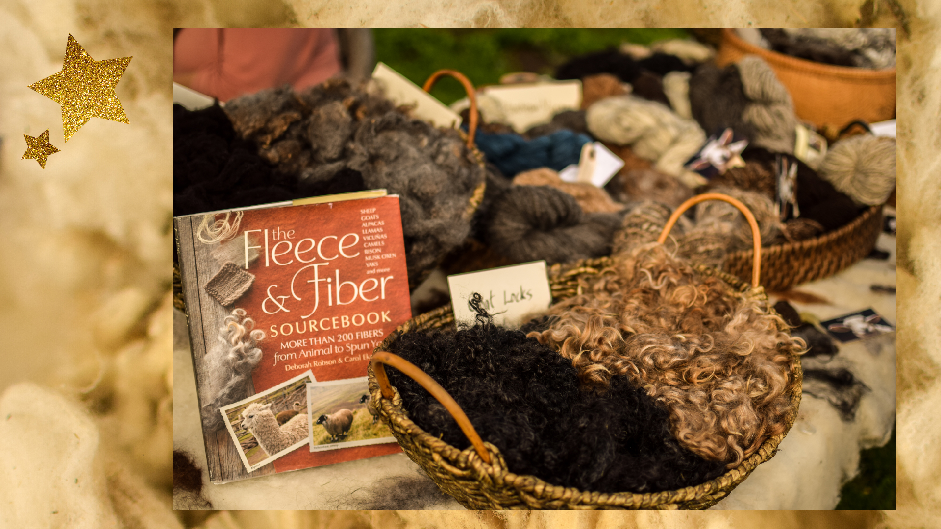 Fibershed Wool Symposium by Odyssey Designs