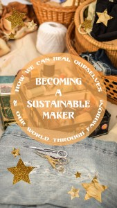 Becoming a Sustainable Maker! Fibershed Symposium Recap by Odyssey Designs