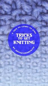 Tricks to Get Knitting by Odyssey Designs-1
