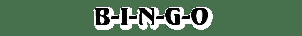 TITLE DBC 2018bingo