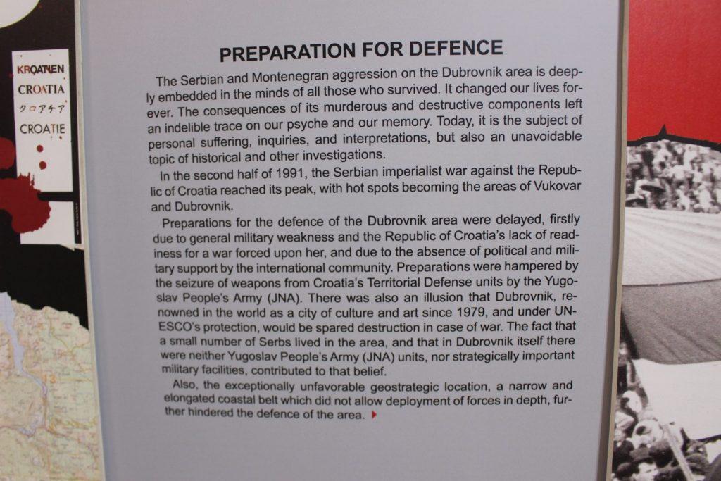 Dubrovnik seige
