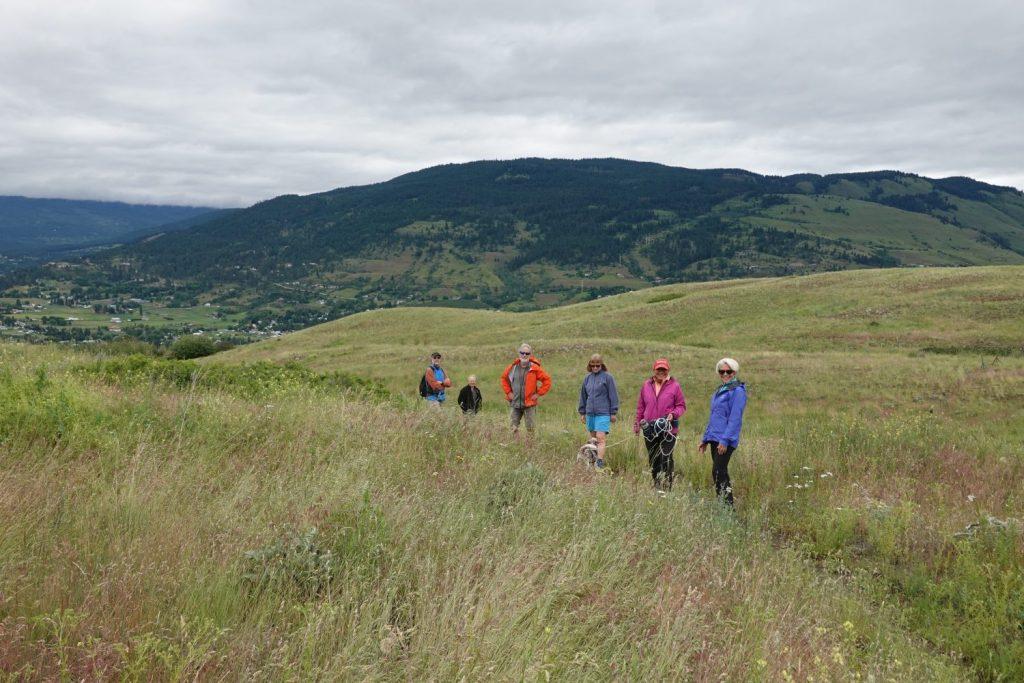 hiking Middleton Mountain
