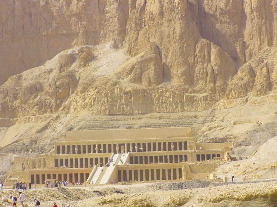 Hatshepsut's palace