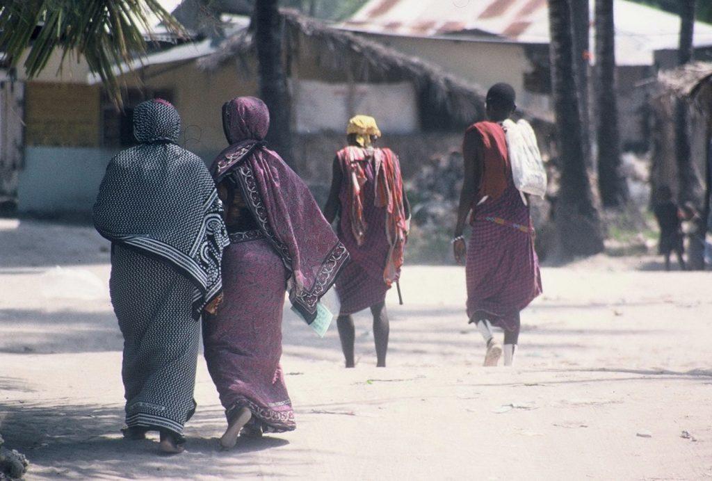 Nungwi locals