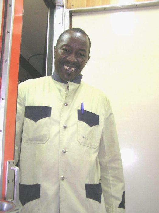 our steward