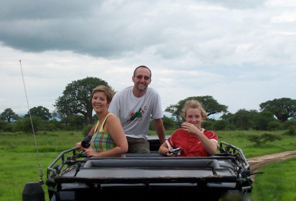 Craig, Erin & Mackenzie