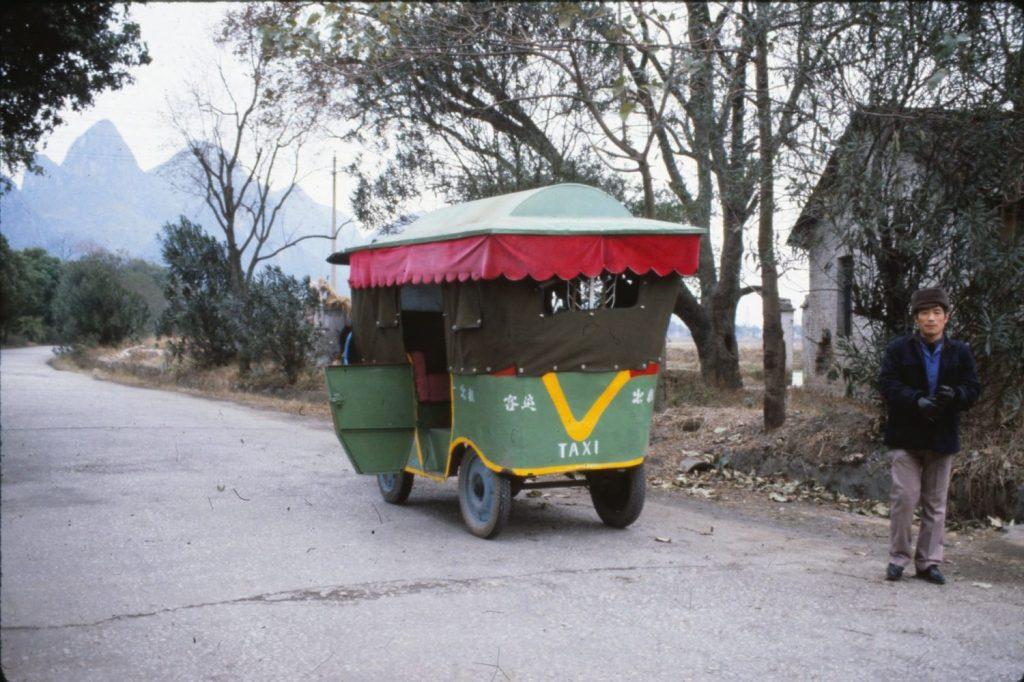 Guilin taxi