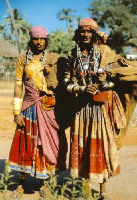 Goa gypsy ladies