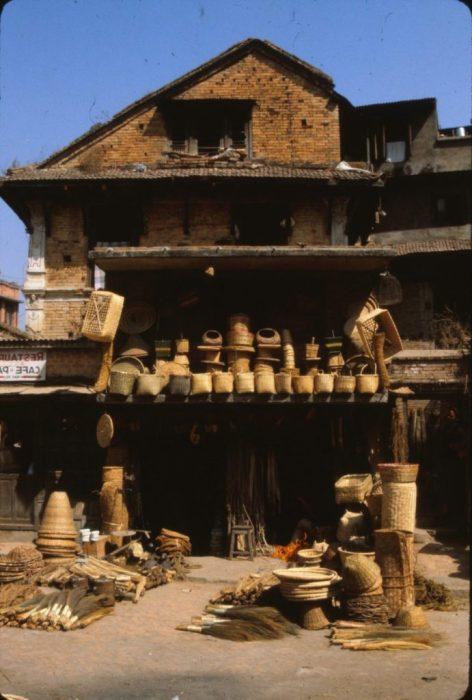 Kathmandu shop