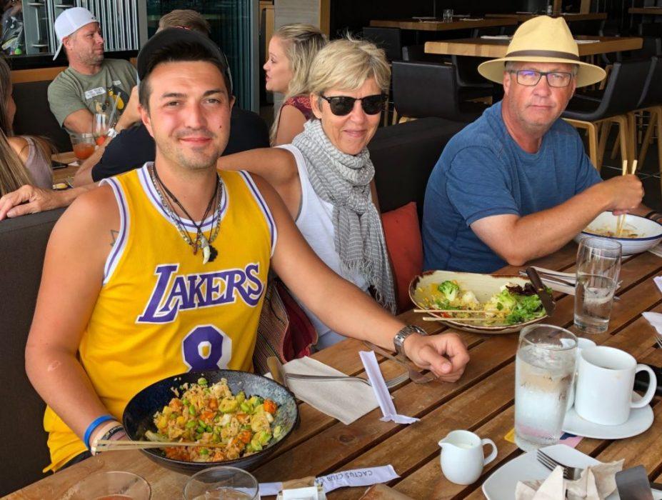 lunch in Kelowna