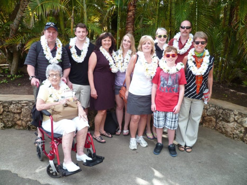 at Polynesian Cultural Centre