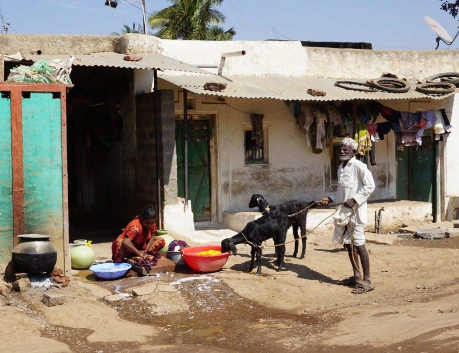 Aihole scene