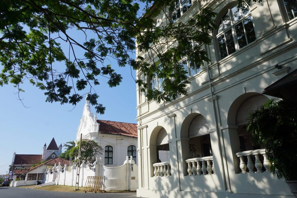 colonial Galle