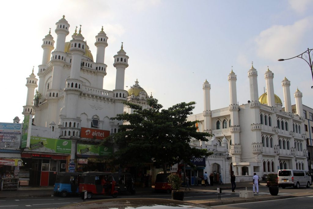 Colombo mosque