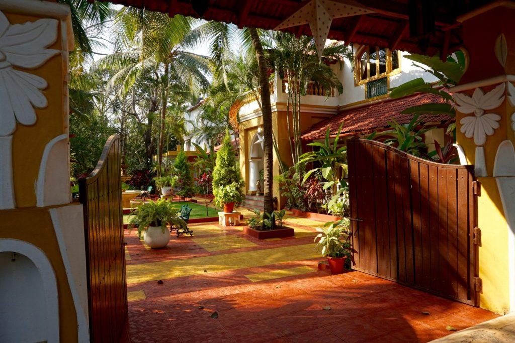 welcome to Casa Anjuna